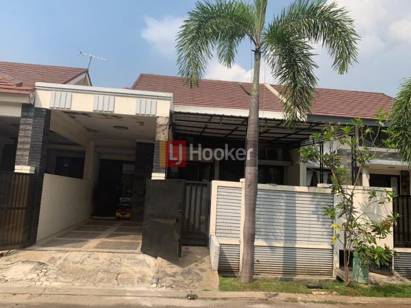 Dijual Dijual Rumah Cluster Aralia Kota Harapan Indah Lj Hooker Indonesia