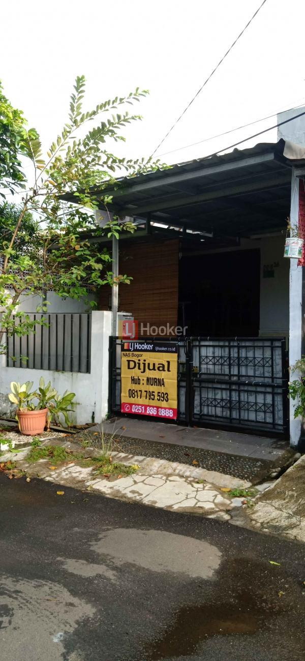 Dijual rumah di Villa Bogor Indah IDR 375JT