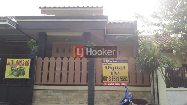 Dijual rumah di Perum Nuansa Indah Ciomas IDR 750 JT