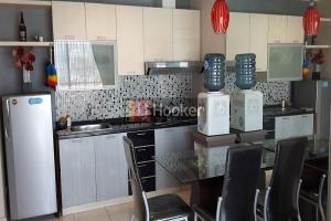 Unit Apartemen City Home MOI Furnish Rapi Siap Huni