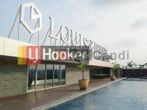 Dijual Apartemen di Louise Kienne Simpang Lima Semarang