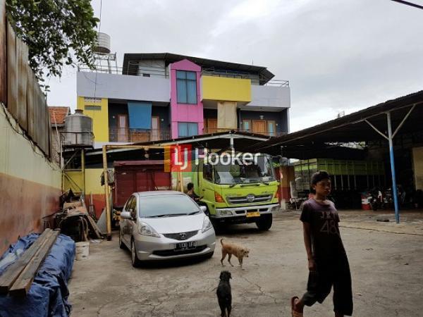 Dijual Ruko di Jl. Raya Penggilingan