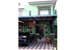 Rumah 2 Lantai Di Anggrek Mas 2 Siap Huni.