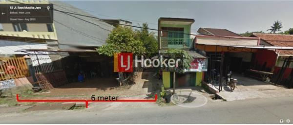 Tanah Keju Harga Singkong di Jl.Mustika Jaya, Bekasi
