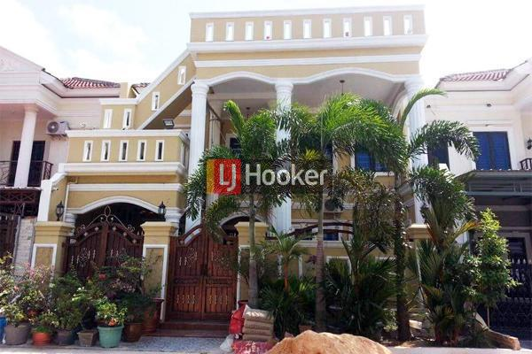 Rumah Full Renovasi Di Victory Residence Batam Centre