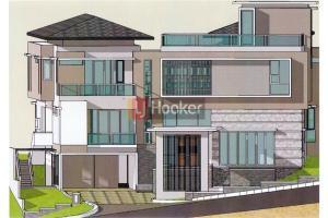 Rumah Mewah 3 Lantai Baru Di Grand Summit Southlink