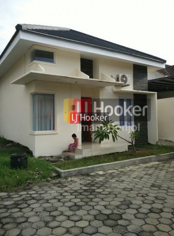 Di Sewakan Rumah Jl Medoho Asri Town House Semarang