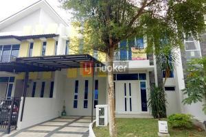 Rumah Cluster 2 Lantai Di Bukit Indah Boulevard Sukajadi