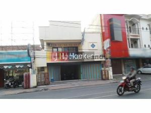 Ruko 2 Lantai Pusat Kota di Thamrin