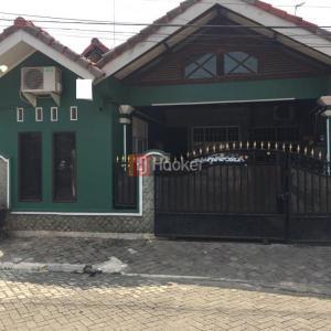 Dijual rumah asri cluster jatibening estate pondok gede