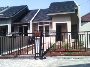 Rumah Baru Dengan Halaman Luas