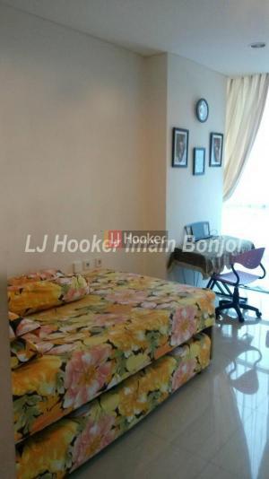 Apartemen siap pakai di Slipi Jakarta Pusat