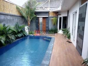 Villa Minimalis Dekat Seminyak - Padangsambian Kelod