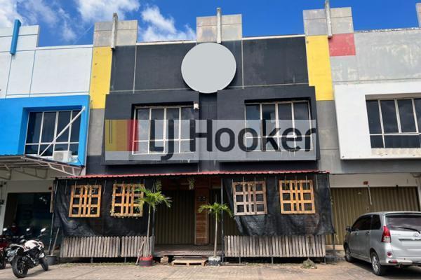 Ruko 2 Lantai Hadap Jalan Utama Di Tunas Regency Tanjung Uncang