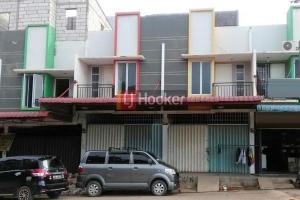 Ruko 2 Lantai Hadap Jalan Di Pertokoan Aladin Batam Centre