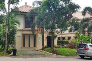 Rumah Hook Furnished Di Villa Panbil
