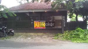 Rumah sewa di jalan Melati