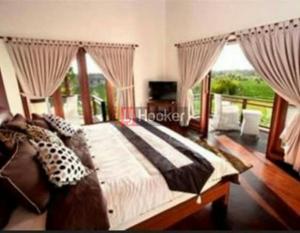 Disewakan Villa Bagus dan fasilitas lengkap.