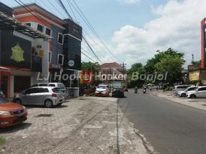 Gedung siap pakai Sompok Lama Semarang.