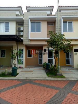 Rumah Dijual/Sewa Di Virginia Village Blok I Paramount Serpong Tangerang