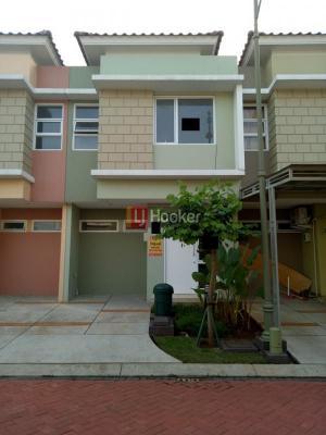 Rumah Dijual/Sewa Di Virginia Village Blok P Paramount Serpong Tangerang