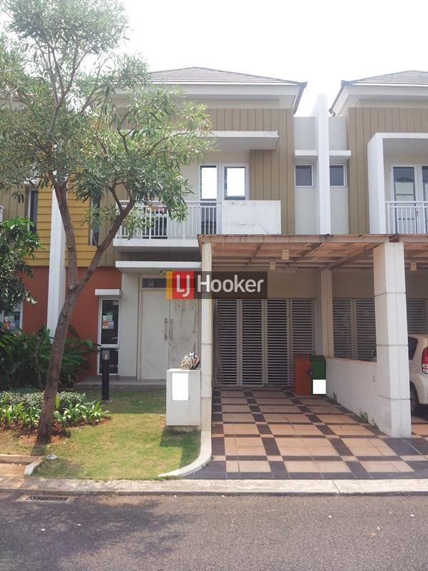 Rumah Cluster Blubell FK20 Summarecon Bekasi