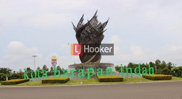 Hunian Nyaman Disewakan di Kawasan Kota Mandiri Harapan Indah, Bekasi