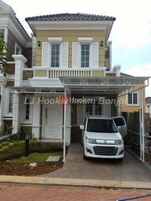 Rumah tingkat 2 dengan luas tanah 72 m2, Paramount Village Bromo Semarang.