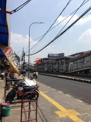 Dijual Tanah 73 M2 Di pasar Master Jatinegara