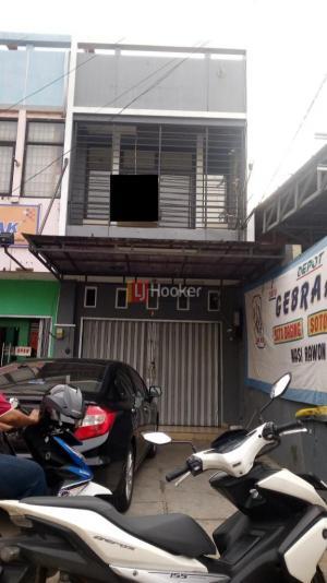 Disewakan Ruko Hook Pondok Kelapa Jakarta Timur
