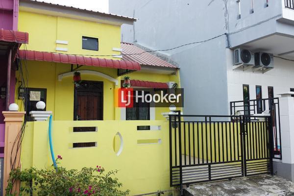 Rumah Furnished Siap Huni Di Taman Kota Baloi