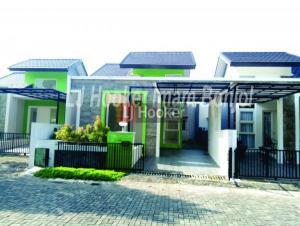 Rumah sederhana siap huni Green Rivera Graha Candi Golf Semarang.