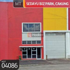 Gudang Sedayu Biz Park, Cakung, Jakarta Timur