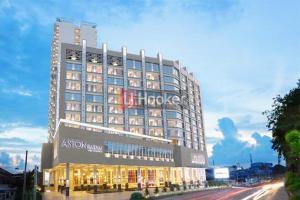 Apartment Furnished Baru Dengan City View Di Aston Batam Hotel & Residence