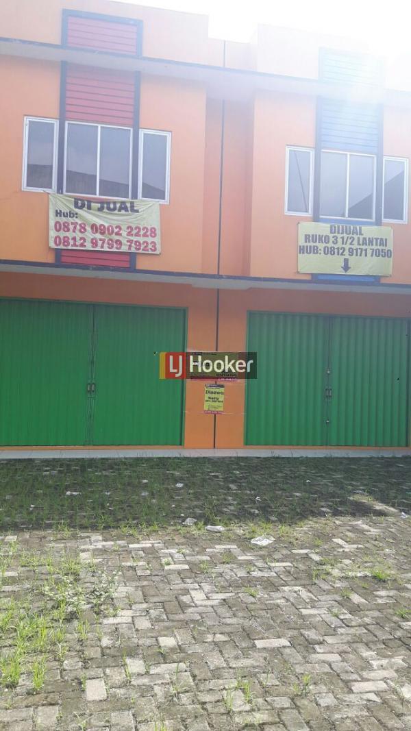 Dijual Ruko di Jl KH Soleh Iskandar