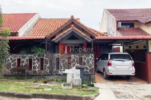 Rumah Cluster Di Bukit Indah Sukajadi.