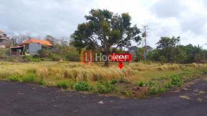 Tanah 500m2 di Jl. Goa Gong, area perumahan, cocok untuk bangunan rumah dan investasi