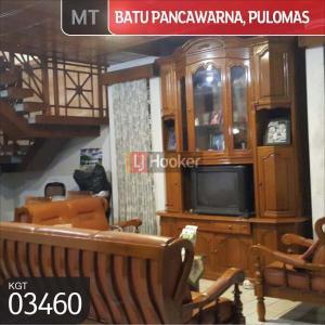 Rumah Batu Pancawarna, Pulomas, Jakarta Timur