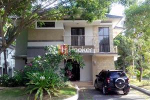 Rumah Hook 2 Lantai Furnished Di Villa Panbil Residence