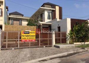 Brand new villa  di Jl. Pulasari - Benoa, 4KT, cocok untuk hunian dan investasi.