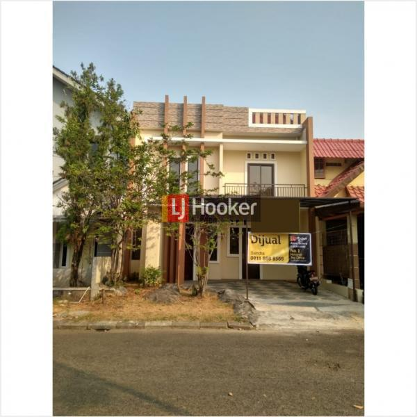 Dijual Rumah Di Cluster Sutera Delima Utama - Alam Sutera, Tangerang