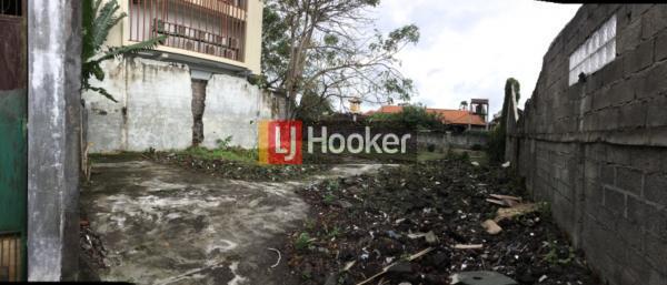 Tanah Siap Bangun di Jl Raya Kuta
