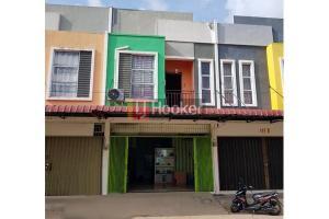 Ruko 2 Lantai Sudah Renovasi Di Pertokoan Glory Home Batam Centre