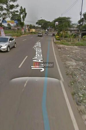 Dijual Tanah Pinggir Jalan Raya @Cibubur