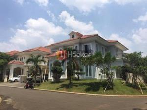 Rumah Cantik di Cluster Favorite Kota Wisata Cibubur