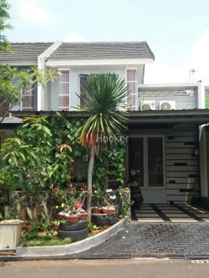 Rumah Cantik Harga Menarik di Perumahan Modern kota Wisata Cibubur