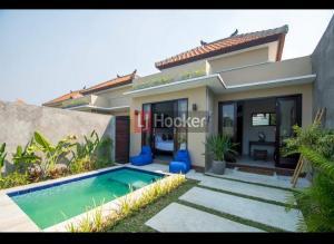 Villa Cantik Dekat Ke Pantai Berawa