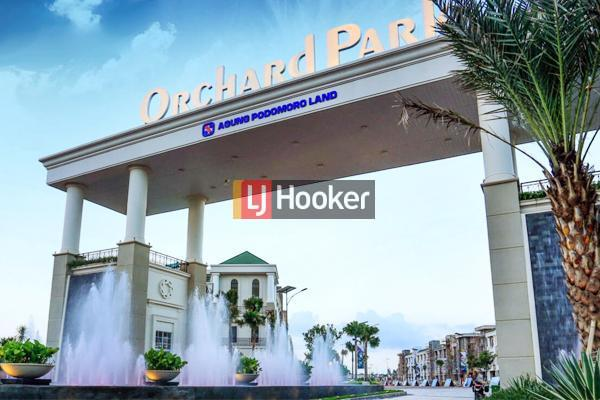 Rumah Cluster Furnished Di Orchard Park