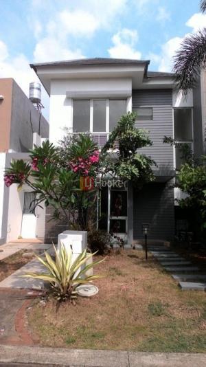 Rumah Minimalis Siap Huni di Kota Wisata Cibubur
