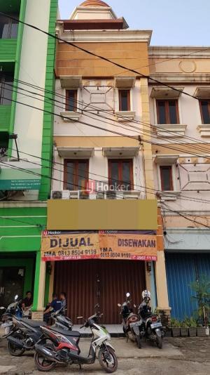 Ruko Pinggir Jalan Raya Dekat Tol Kalimalang Bekasi